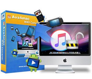 AVS4Mac M4V Converter Plus for Mac