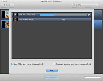 convert iTunes Videos to YouTube or Facebook