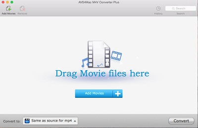 Convert rental and purchased DRM M4V videos