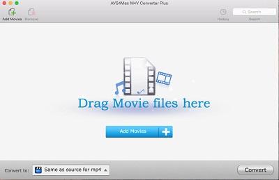AVS4Mac M4V Converter Plus for Mac 4.2.5 full