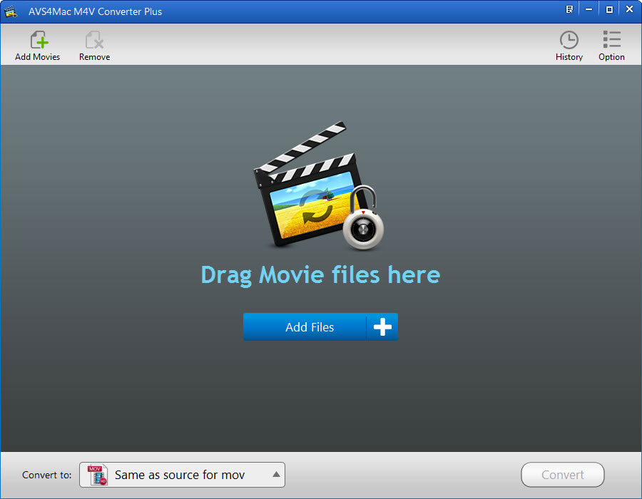 AVS4Mac M4V Converter Plus for Windows