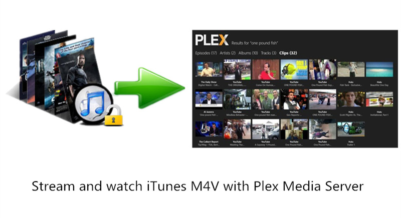 How to Stream and Watch iTunes Videos with Plex Media Server