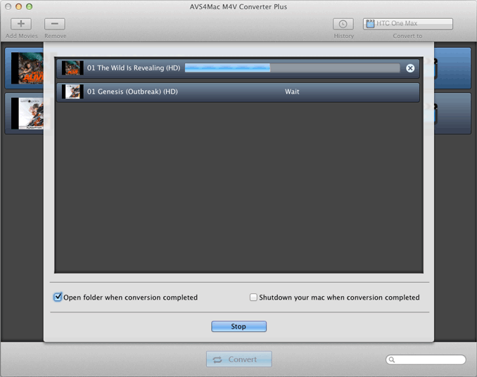 Convert iTunes Videos to keep subtitles and audio tracks