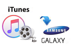 Transfer iTunes to Samsung Galaxy Series